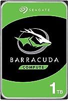 "Seagate BarraCuda, 1 TB, Disco duro interno, HDD, 3,5"", SATA 6 GB/s, 7200 RPM, caché de 64 MB para ordenador de..."
