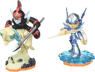 Skylanders Giants: Two (2) Characters Team Pack Core Series 2 - Fright Rider & Chill