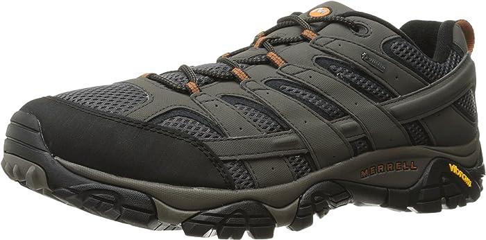 merrell mens moab 2 gtx shoe nor