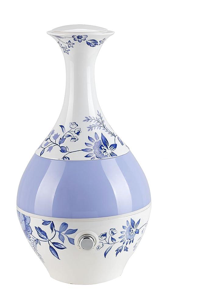 特徴づける収入意外器具が大容量超音波セラミック加湿器Aroma Diffuser装飾花瓶形状12033?12033?。