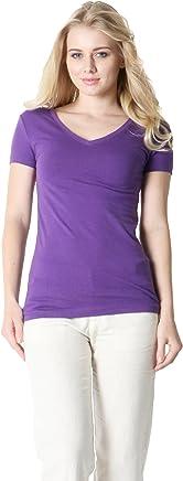 dae1f0d47d44d4 Zenana Outfitters Basic V-Neck Longline Tee