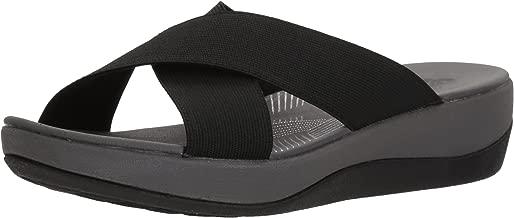 clarks arla elin wedge sandal