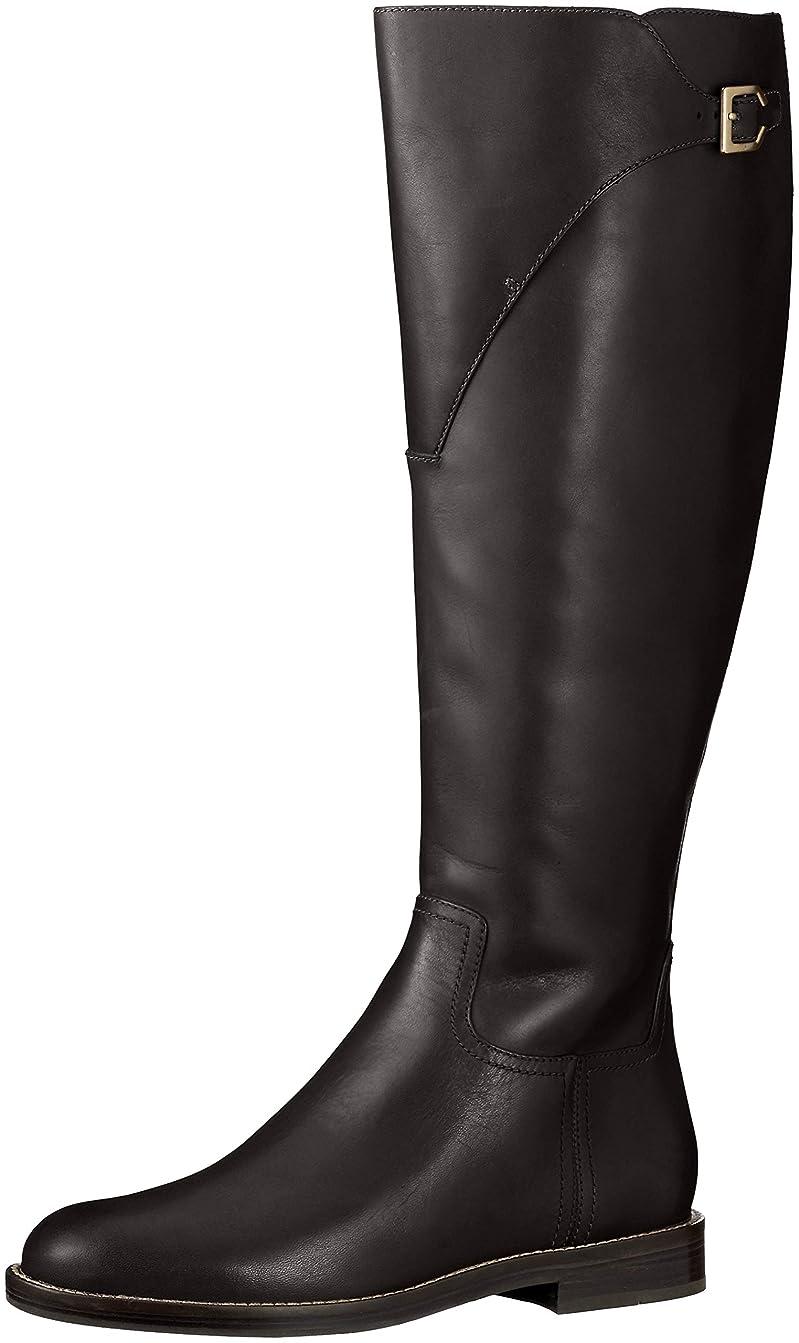 岩穀物慎重[コールハーン] 公式 ハリントン グランド ライディング ブーツ womens レディース W12033