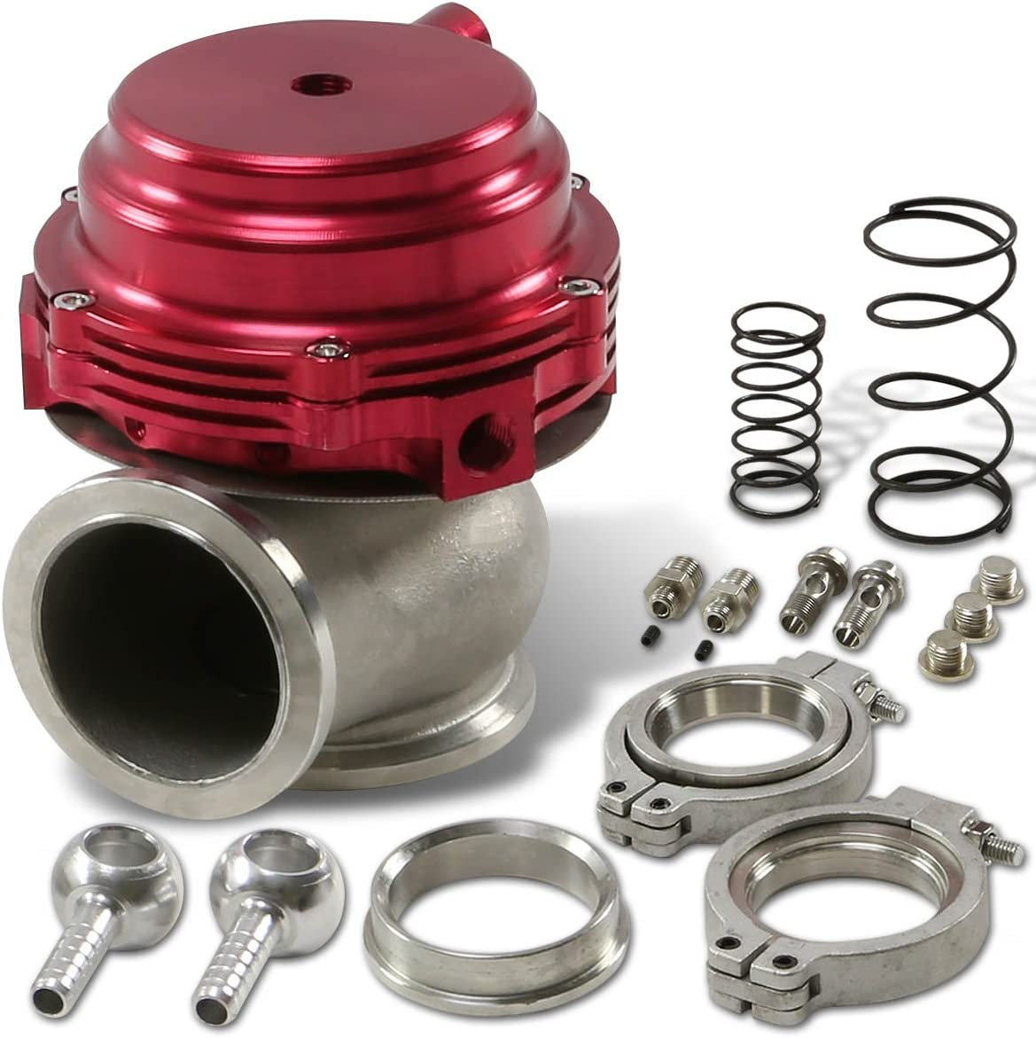 Bolt-on Virginia Beach Mall 44mm V-band low-pricing External Turbo R Manifold Exhaust Wastegate