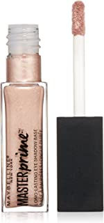 Maybelline New York Master Prime Long-Lasting Eyeshadow Base, Prime + Illuminate, 0.23 fl. oz.