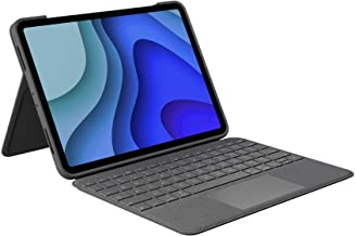 Logitech Folio Touch iPad Keyboard Case with Trackpad and Smart Connector for iPad Pro 11-inch (1st, 2nd, and 3rd Generati...