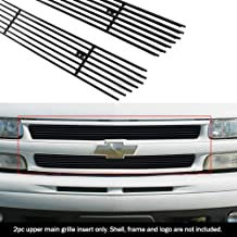 Best 2002 chevy 2500hd custom grill Reviews