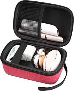 Aproca Hard Travel Storage Case Bag Fit Finishing Touch Flawless Legs Women's Hair Remover (Red)