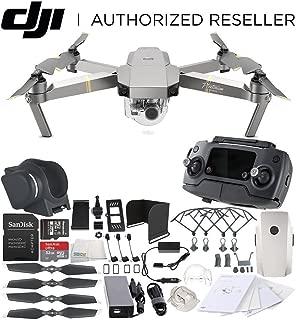 dji mavic pro platinum collapsible quadcopter