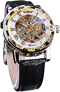 Mechanical watch working without battery from WINNER