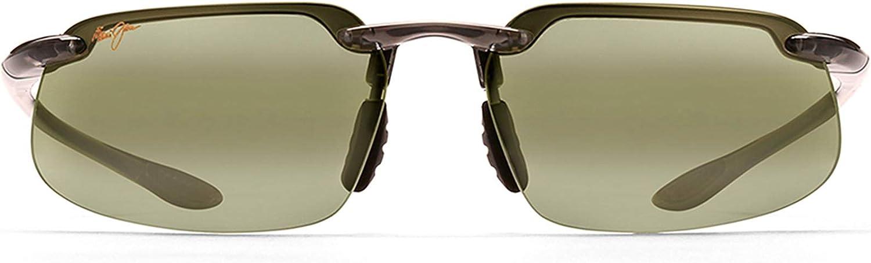 Maui Jim Kanaha Asian Fit Rectangular Sunglasses
