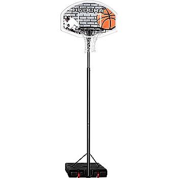 HUDORA Basketball-Ständer PRO XXL, höhenverstellbar bis 305 cm - Basketballkorb - 71661