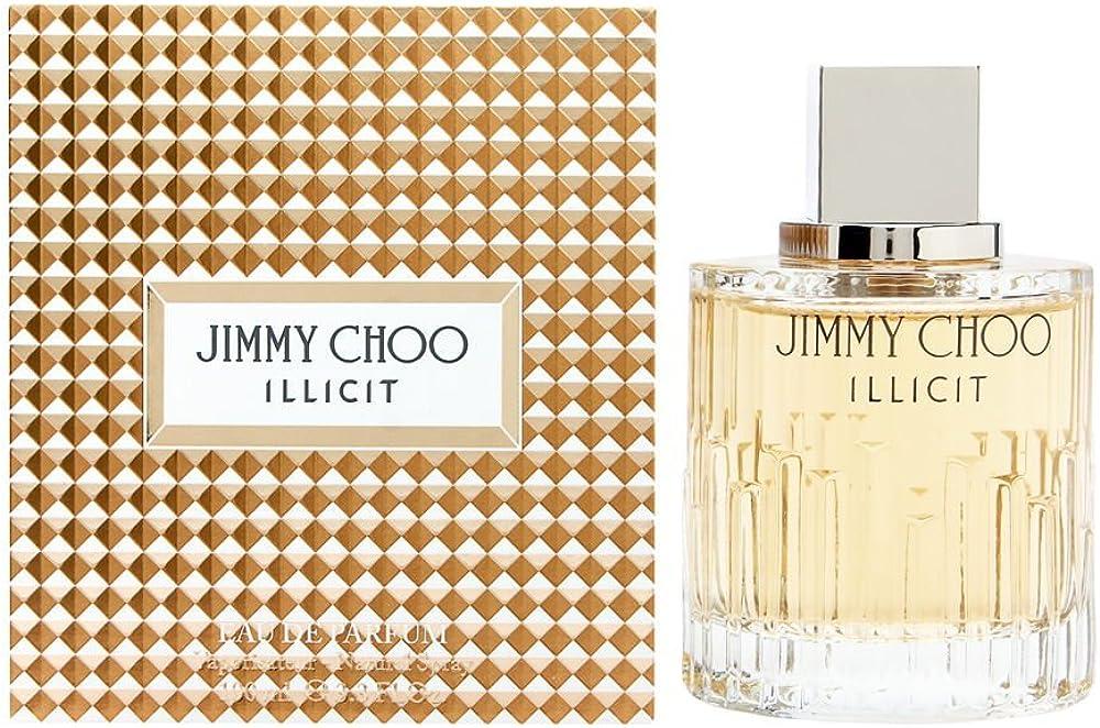 Jimmy choo illicit eau de parfum per donna spray - 100 ml R-HH-303-B1