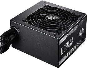 Cooler Master MPY-6501-ACAAG-US MWE Gold 650 Watt 80 Plus Gold Certified Power Supply