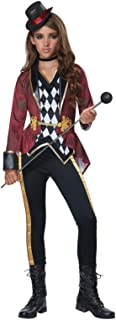 girls ringmaster costume