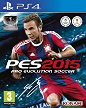 PES 2015 by Ubisoft for Playstation 4 [Arabic Edition]
