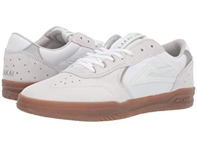Lakai Atlantic (White Suede) Men