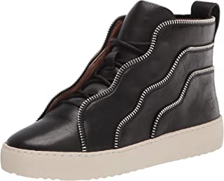 Frye Women's Webster Zip High Sneaker