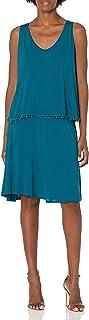 فستان جيرسي كلاسيكي 2- فستان فضفاض قصير من Three Dots