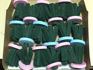 【B-O-D-AQUA】メダカ用 産卵床完成品 11cm 18個入り ハンドメイド 産卵草
