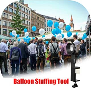 balloon stuffing tool for Wedding Balloons Decoration, High Power Air inside Expander Electric Balloon Pump,Party Supply Festival Decorative Balloon Accessories