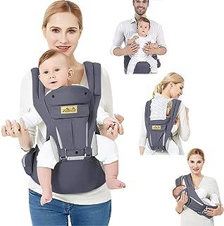 verstellbar für Neugeborene Atmungsaktives ergonomisches Baby-Tragetuch