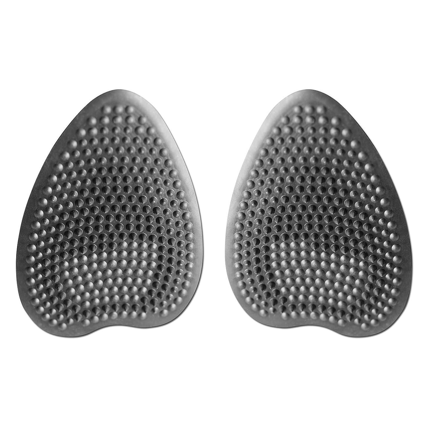 ポンド好奇心モノグラフヘブンリーカーペット レディース(靴底用クッションパッド) ブラック