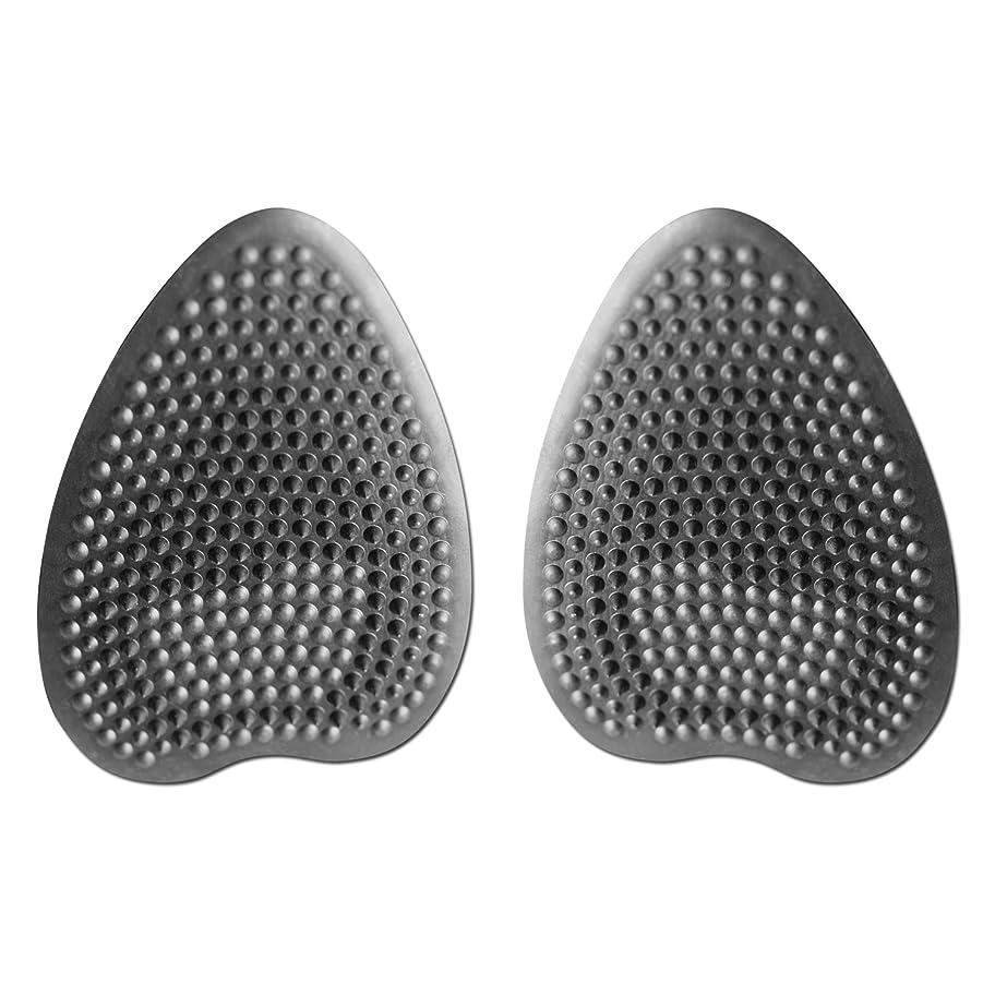 サリー音声学流行ヘブンリーカーペット レディース(靴底用クッションパッド) ブラック