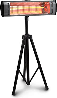 Heat Storm HS-1500-TT Infrared, 13 ft Cord, Tripod + Heater
