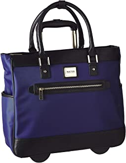 Call It Off - Nylon Wheeled Tote