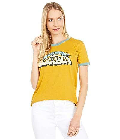 Burton Orchard Short Sleeve T-Shirt (Harvest Gold) Women
