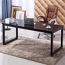 """NSdirect 63"""" Computer Desk,Large Home Office Desk WideWorkstationTabletopforWriting,GamesandHomeWork,Modern Home D..."""