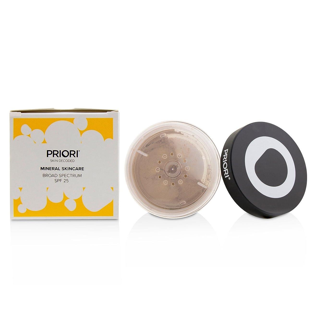 グレーベール変数プリオリ Mineral Skincare Broad Spectrum SPF25 - # Shade 4 (Fx354) 5g/0.17oz並行輸入品