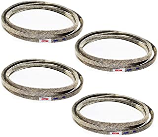 4PK Deck Belt Made with Kevlar for Ariens 21547027, 21547082, 21547188
