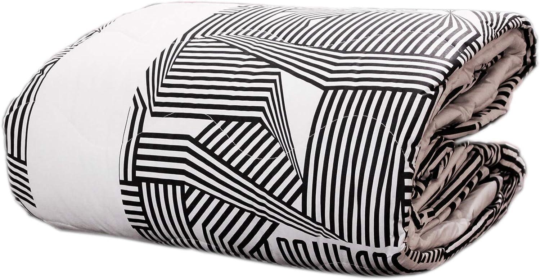 ganancia cero Juventus - - - Colcha Acolchada para Cama de Matrimonio, Producto Oficial, 260 x 270 cm  tienda de venta
