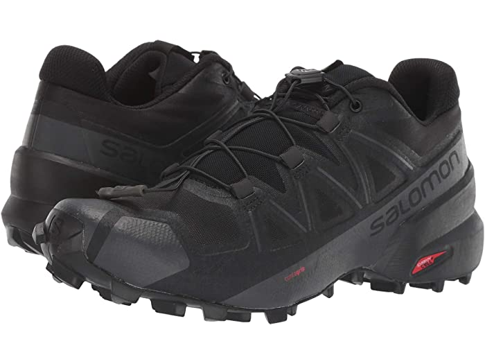 Salomon Speedcross 5 Wide Trail Running Shoe Women's