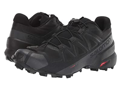 Salomon Speedcross 5 (Black/Black/Phantom) Women