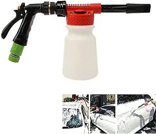 GOZAR El Aluminio Universal Que Compite con El Tanque del Ret/én del Aceite del Motor Puede El Billete del Dep/ósito De Turbo Redondo Rojo