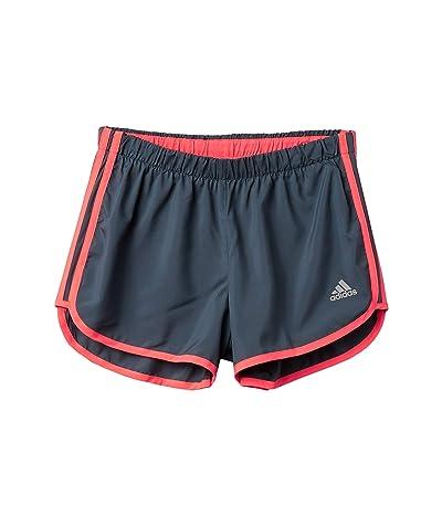 adidas M20 Shorts (Legacy Blue/Signal Pink) Women