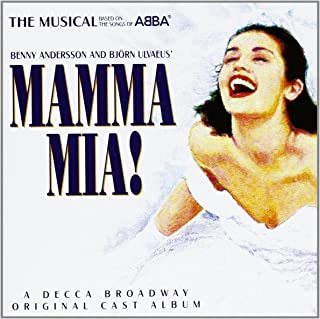 Mamma Mia! The Musical Based on the Songs of ABBA: Original Cast Recording 1999 London Cast