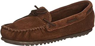 Minnetonka Boy's Moccasin (Toddler/Little Kid/Big Kid)