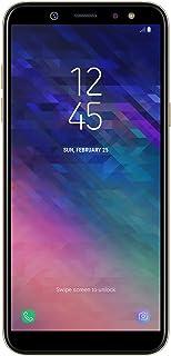 SAMSUNG Galaxy A6 Smartphone (14,25 cm (5,6 Zoll) AMOLED Display, 32GB Interner Speicher und 3GB RAM, Dual-SIM, Android 8.0) Gold - Versión Alemana