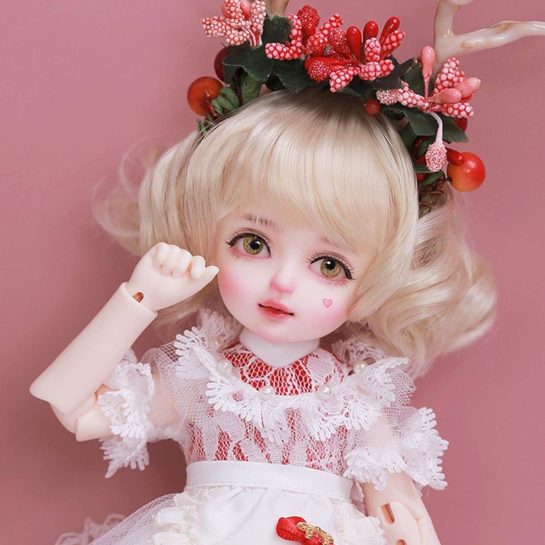 ZDD 1 6 Mini BJD Doll Full Set inch 10 Elf Do Rapid rise 25.3CM Joints Direct sale of manufacturer Ball