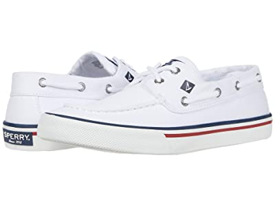 Sperry Bahama II Nautical (White) Men