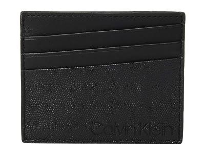 Calvin Klein Card Case (Black) Wallet