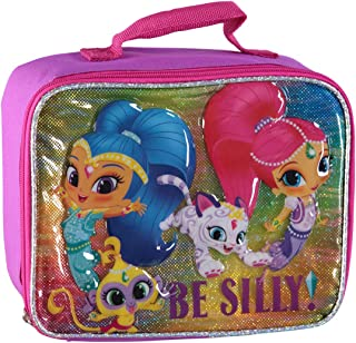 Nickelodeon Shimmer and Shine Lunchbag (Be Silly)