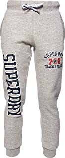 Superdry Men's Track & Field Jogger, Jasper Grey Grindle