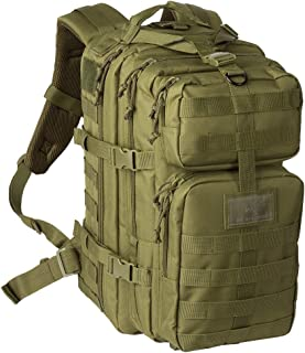 Exos Bravo Tactical Assault Backpack Rucksack. Great as a Bug Out Bag, Daypack, or Go Bag; for Hiking, or Camping. Molle Equipped & Hydration Pack Ready