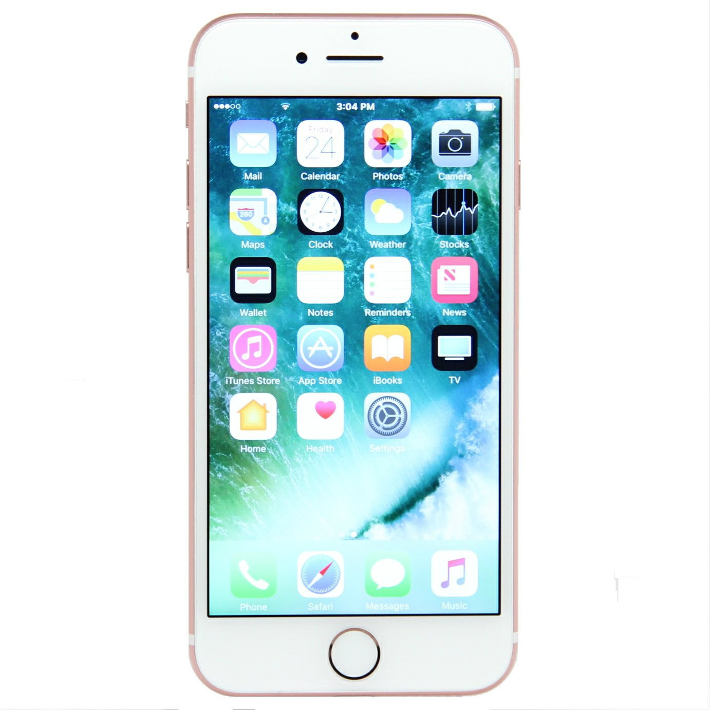 Amazon Com Apple Iphone 7 32gb Rose Gold For At T T Mobile Renewed