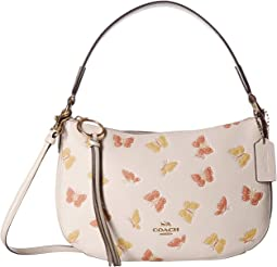 Butterfly Print Sutton Crossbody